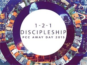 Discipleship 121 (PCC Away Day 2015)