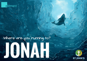 Where are you running to? Jonah