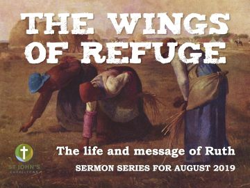The Wings of Refuge
