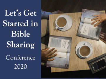 Let's Get Started in Bible Sharing